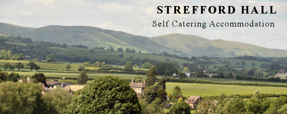 Strefford Hall Farmhouse Bed and Breakfast & Self catering